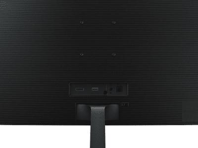 Samsung C27F396F Test der Monitoranschlüsse (DisplayPort)
