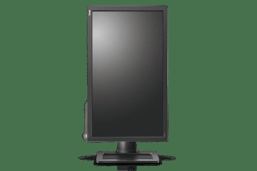 BenQ ZOWIE XL2411 Test der Ergonomiefunktion