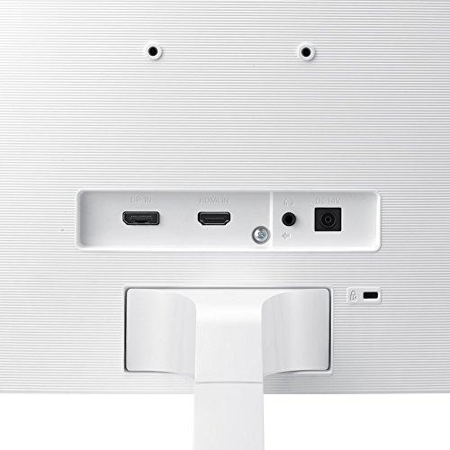 Samsung C32F391 Test Anschlussmöglichkeiten