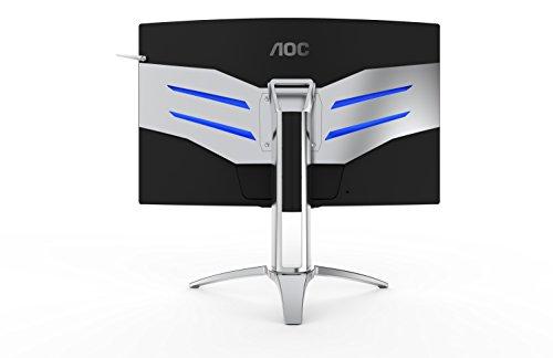 AOC Agon AG322QCX Test LED-Design