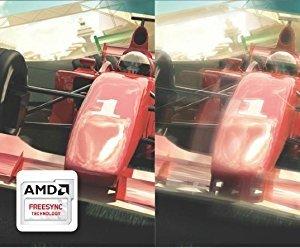 Acer GF246 Test der AMD FreeSync Darstellung