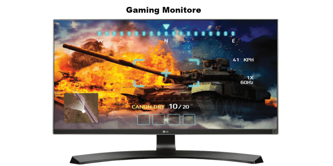 "alt="" Gaming Monitor Test"""